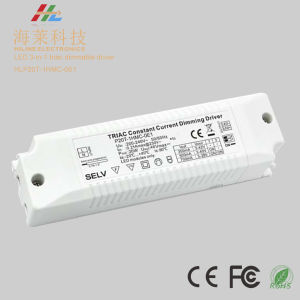 350mA/500mA/700mA Triac Dimmable Driver Constant Current 20W pictures & photos