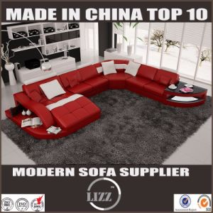 Divany U Shaped Living Room Designs Sectional Sofa for Australia pictures & photos