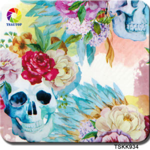 New Arrival Tsautop 1m Width Skull Flower Design PVA Hydrographics Hydro Dipping Water Transfer Printing Film Tskk934 pictures & photos