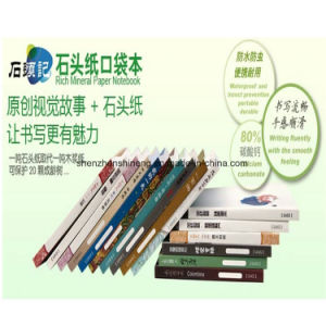 Moistureproof Rock/Stone Paper for Notebook Poster Label etc (RPD140um 168GSM) pictures & photos