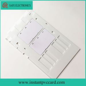 White Ink Printing PVC Card Tray for Epson A50 Printer pictures & photos