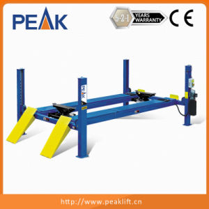 Alignment Heavy Duty 4 Columns Automotive Lift for Car Repair Station (414A) pictures & photos