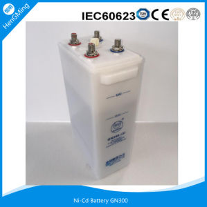 Rechargeable Alkaline Battery/ Ni-CD Battery Gn300- (3) for Metro, Subway, Railway Signaling. pictures & photos