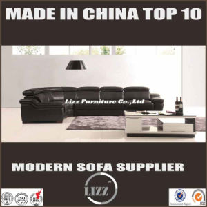 Modern Sofa L Shape Living Room Furniture (LZ-1332B) pictures & photos