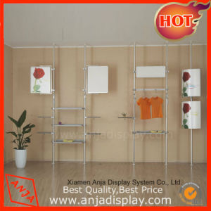 Clothes Store Wooden Wall Shelf pictures & photos