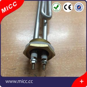 Micc 2kw Electric Flange Immersion Tubular Heater Element pictures & photos
