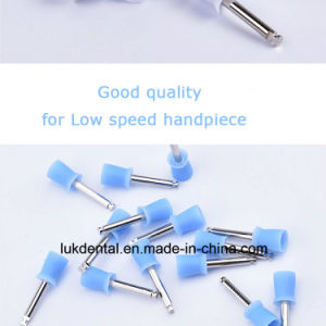 Disposable Dental Teeth Polishing Prophy Angle Cup pictures & photos