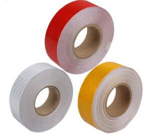 Ar Warning Reflective Tape Stickers Safety Mark Tape Adhesive Strips Universal External Decoration Supplies Car-Styling pictures & photos