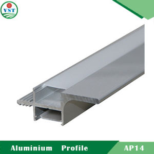 Double Side Aluminium Profile Housing for LED Strip Light pictures & photos