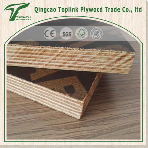 Construction Concrete Templete Plywood Formwork pictures & photos