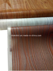 Sublimation Transfer Film for Aluminium Profiles and Security Doors pictures & photos