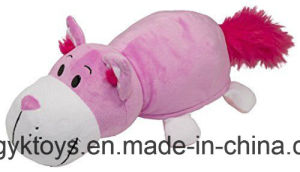 """16"""" Animal Plush Pillow with 2 Sides of Fun pictures & photos"""