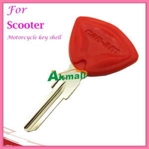 Motorcycle Key Shell of Scooter pictures & photos
