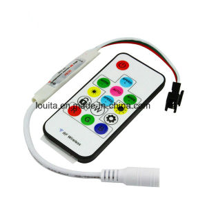 Magic Dream Color RGB LED Strip 6803 Remote Controller pictures & photos