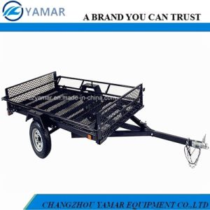 ATV Trailer with Two Side-Load Ramps pictures & photos