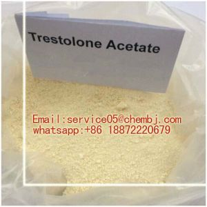 Top Purity Prohormone Powder Trestolone Acetate CAS: 6157-87-5 for Bodybuilding pictures & photos