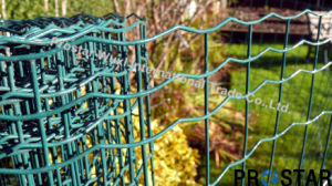 Holland Welded Wire Mesh Fence for Construction and Security pictures & photos