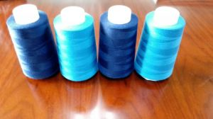 Favorable Price High Tenacity Polyester Sewing Thread 100% Polyester Thread pictures & photos