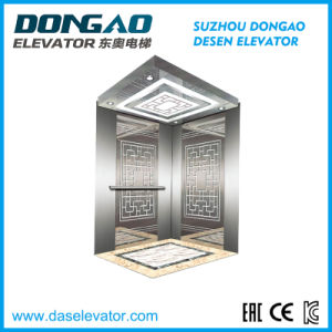 Good Quality Small Machine Room Passenger Lift with Best Price pictures & photos