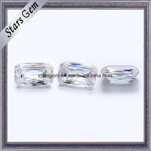Factory Make Moissanite Loose Stone Synthetic Diamond pictures & photos