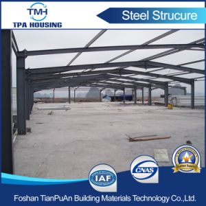 Prefabricated Steel Structure Slop Roof Trusses Warehouse pictures & photos
