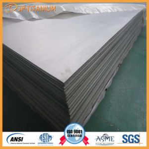 Gr12 Cold Rolled Titanium Plate, Titanium Sheet for Industry pictures & photos