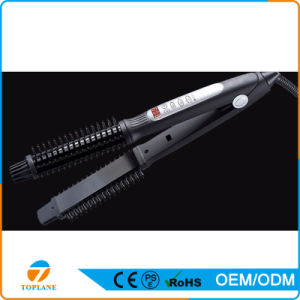 2017 New Ceramic Coating Round Combs and Hair Brush Manufacture Electric Hair Brush Roller pictures & photos