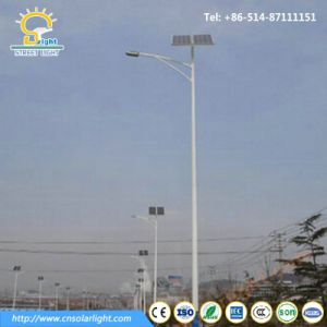 Hot Sale 6m 30W-100W Solar Street Light with LED Lamp pictures & photos