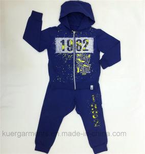Boy Sports Suit for Kids Clothes pictures & photos