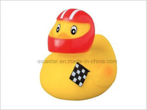 Yellow Vinly Helmet Toy Duck pictures & photos
