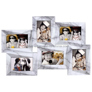 Plastic Multi Openning Home Decoration Picture Collage Photo Frame pictures & photos