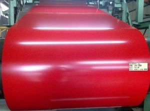 PPGL Colored Aluzinc Coated Steel Sheet Coil pictures & photos