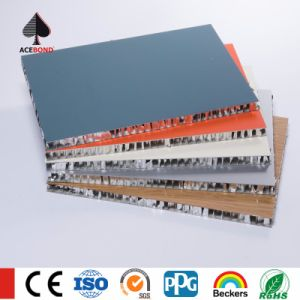 Wholsale Price Building Decoration Material Aluminum Honeycomb Panel pictures & photos