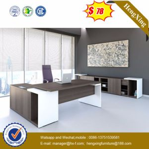 Foshan Factory Cheaper Price MDF Melamine Modern Office Furniture (HX-5N310) pictures & photos