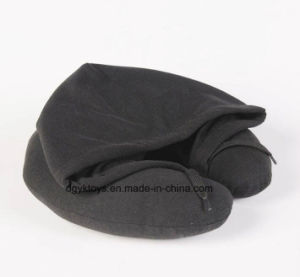 Convenience and Confortable U Shape Pillow with Hat pictures & photos