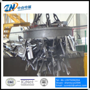 High Quality China Circular Steel Scrap Lifting Electromagnet, Magnetic Lifter MW5-120L/1 pictures & photos