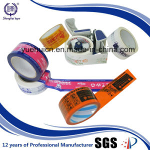 No Bubbles Offer Company Logo Brand Tape pictures & photos