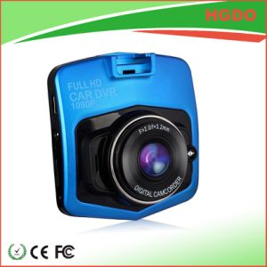 Original Factory 2.4 Inch Car DVR in Blue Color