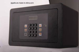 Laser Cutting Hotel Safe with Digital Lock pictures & photos