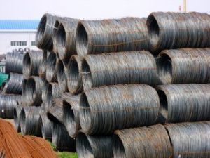 345 Hot Rolled Alloy Steel Wire Price pictures & photos