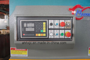 Hydraulic Guillotine Cutting Machine for Mild Steel (QC11Y/QC11K) pictures & photos