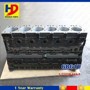 Diesel Engine Cylinder Block 6bg1 (1-11210-444-7) for Isuzu Engine Part pictures & photos