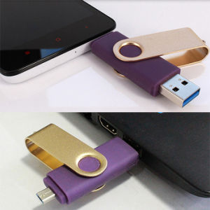 Popular Mobilephone Gifts OTG USB3.0 Pendrive (YT-1201-05) pictures & photos