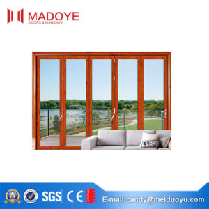 Aluminum Frame Folding Door Manufacturing in China pictures & photos