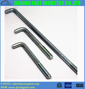 Anchor Bolt / Foundation Bolt / L Bolt / Bend Bolt /Bent Bolt/ J Bolt pictures & photos