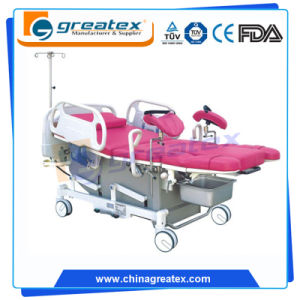Hospital Delivery Bed / Obstetric Labor and Recovery Table Birthing Chair (GT-OG801) pictures & photos