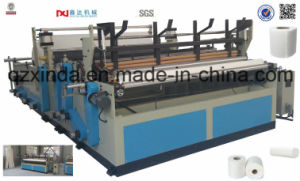 High Speed Automatic Toilet Paper Perforating Making Machine pictures & photos