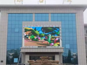 P8 Outdoor IP67 Full Color LED Display for Advertising pictures & photos