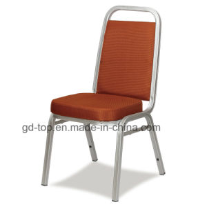 Stacking Aluminum Banquet Hotel Chair for Event pictures & photos