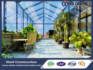 Sunroom and Green House with Light Steel Structure for Sale pictures & photos
